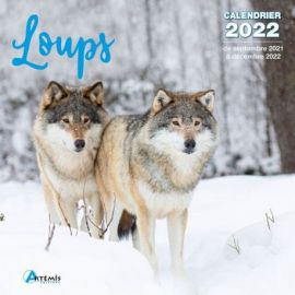 CALENDRIER LOUPS 2022