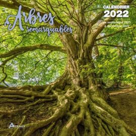 CALENDRIER ARBRES REMARQUABLES 2022