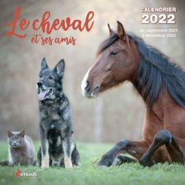 CALENDRIER LE CHEVAL ET SES AMIS 2022