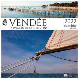 CALENDRIER VENDÉE 2022