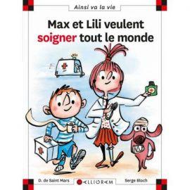 N°124 N°124 MAX ET LILI VEULENT SOIGNER TOUT LE MONDE