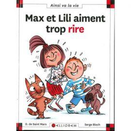 N°125 MAX ET LILI AIMENT TROP RIRE