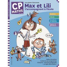 MAX ET LILI T'ACCOMPAGNENT EN CP MATIERE : MATHS