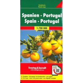 ESPAGNE - PORTUGAL