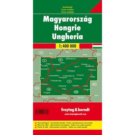 HONGRIE-HUNGARY