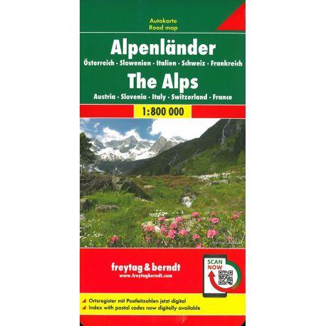 ALPES / ALPENLANDER