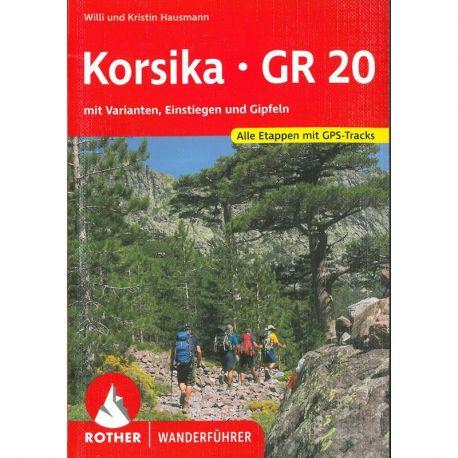 KORSIKA - GR20 (ALL)
