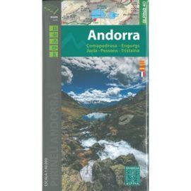 ANDORRA - COMAPEDROSA - ENGORGS JUCLA