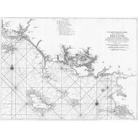 ISLE DE GROA - CROISIC 65 CM X 50 CM