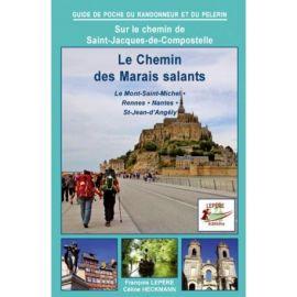 LE CHEMIN DES MARAIS SALANTS VERS COMPOSTELLE