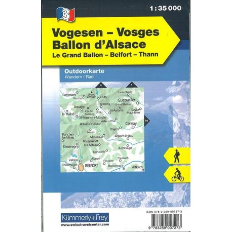 03 - VOSGES BALLON D'ALSACE WATERPROOF