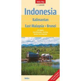 INDONESIA: KALIMANTAN-EAST MALAYSIA BRUNEI