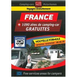 GUIDE DES AIRES GRATUITES EN FRANCE