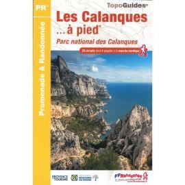LES CALANQUES P132 A PIED