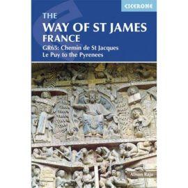 THE WAY OF ST JAMES FRANCE GR65: CHEMIN DE ST JACQUES...