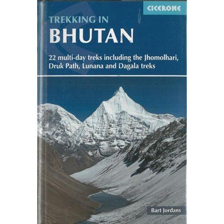 BHUTAN : A TREKKER S GUIDE