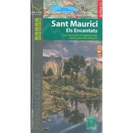 SANT MAURICI ELS ENCANTATS PN AIGUESTORTES