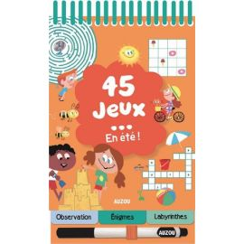 45 JEUX - EN ETE