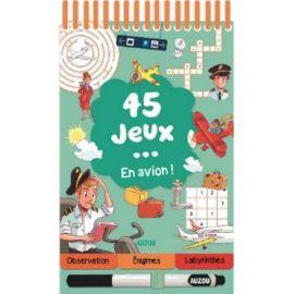 45 JEUX - EN AVION !