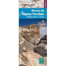MACIZO DE MONTE PERDIDO VALLEE DE ORDESA, PINETA