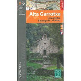 ALTA GARROTXA COMANEGRA/BASSEGODA/EL MONT