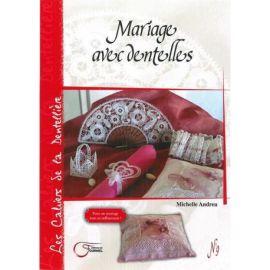 MARIAGE AVEC DENTELLES N°9