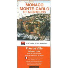 MONACO - MONTE-CARLO ET ALENTOURS 2019