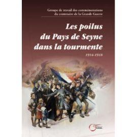 LES POILUS DU PAYS DE SEYNE DANS LA TOURMENTE 1914-1918