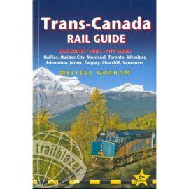 TRANS CANADA RAIL GUIDE