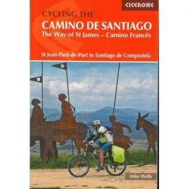 CYCLING THE CAMINO DE SANTIAGO THE WAY OF ST JAMES - CAMINO FRANCES