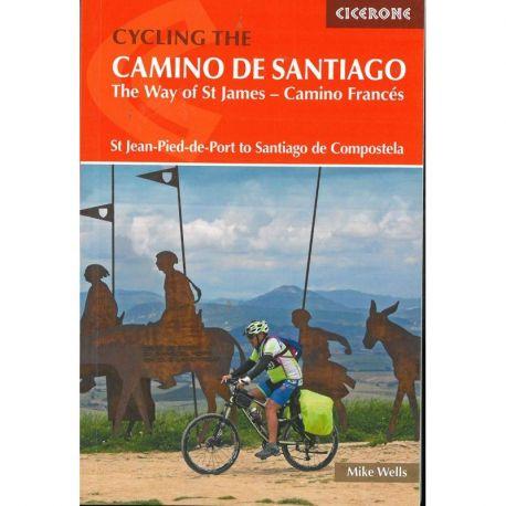 CYCLING THE CAMINO DE SANTIAGO THE WAY OF ST JAMES - CAMINO FRANCES