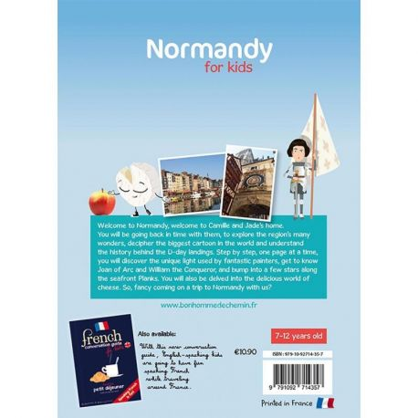 NORMANDY FOR KIDS