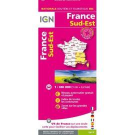 804 FRANCE SUD-EST RECTO/VERSO