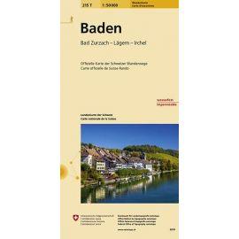 BADEN(ZURZACH-LAGEREN-TOSSEGG)