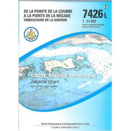 7426L PTE DE LA COUBRE A PTE NEGADE