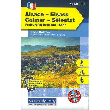 05 - ALSACE COLMAR SELESTAT WATERPROOF