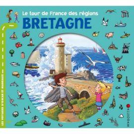 BRETAGNE - LE TOUR DE FRANCE DES REGIONS- COFFRET OSCAR ET MARGAUX