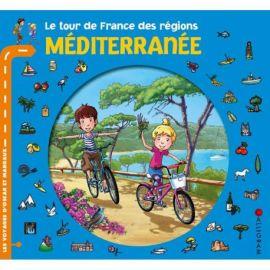 MÉDITERRANÉE - LE TOUR DU MONDE DES REGIONS - COFFRET OSCAR ET MARGAUX