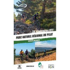 PARC NATUREL REGIONAL DU PILAT 38 ITINERAIRES VTT