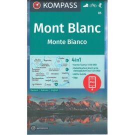 85 MONT BLANC MONTE BIANCO