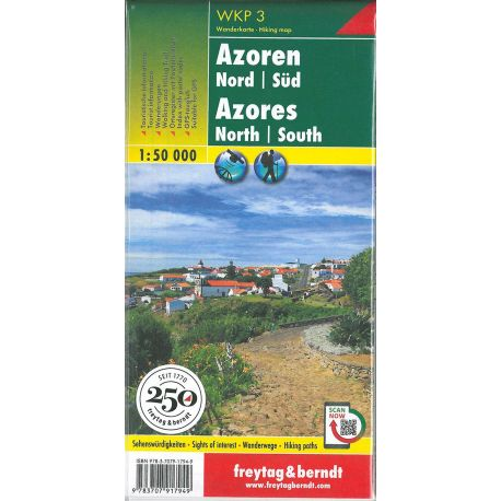 AZORES NORTH & SOUTH / ACORES NORD & SUD