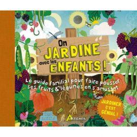 ON JARDINE AVEC LES ENFANTS !