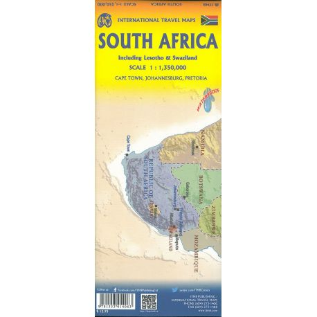 SOUTH AFRICA (WATERPROOF) INCLUDING LESOTHO SWATZILAN