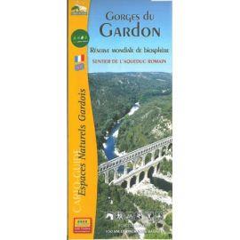 GORGES DU GARDON RESERVE MONDIALE DE BIOSPHERE