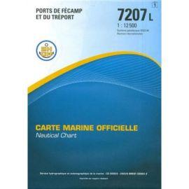 7207L PORTS DE FECAMP & TREPORT