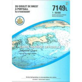 7149L DU GOULET BREST A ILE OUESSANT