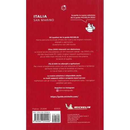 GUIDE ROUGE ITALIA 2021
