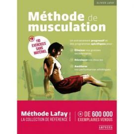 METHODE DE MUSCULATION 110 EXERCICES SANS MATERIEL