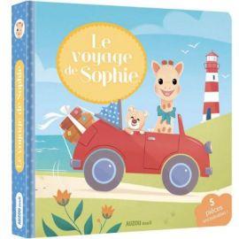 LE VOYAGE DE SOPHIE SOPHIE LA GIRAFE