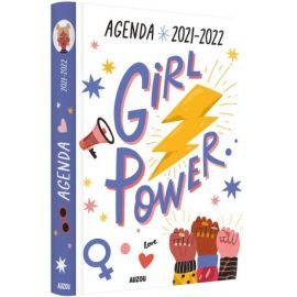 AGENDA GIRL POWER 2021-2022